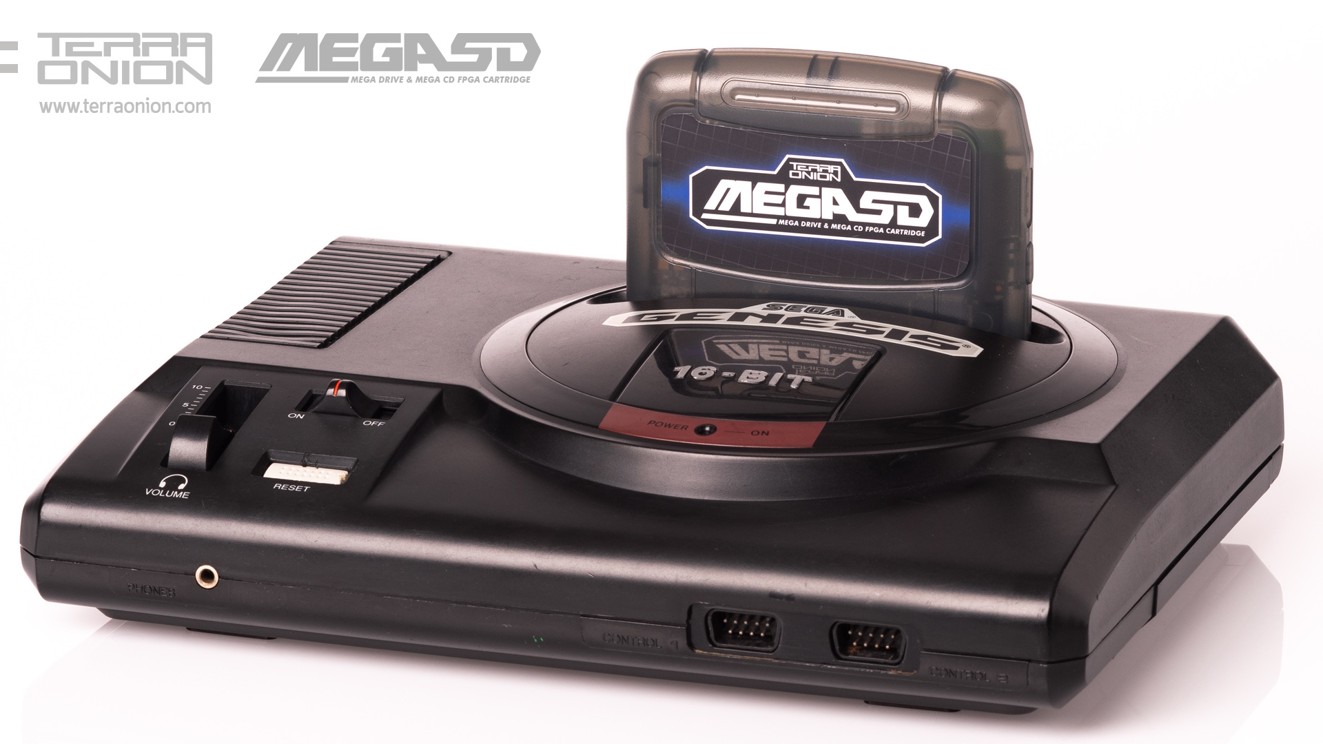 The ultimate accessory for <b>Genesis / Mega Drive</b>